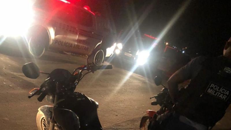 Polícia Militar de Gonçalves Dias recupera 03 (três) motocicletas sendo duas tomadas de assalto em Timon