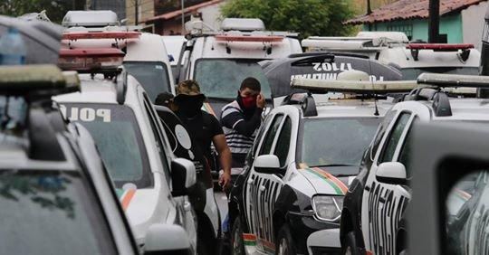 Advogados de PMs mantidos presos por crime de revolta vão procurar entidades internacionais de Direitos Humanos