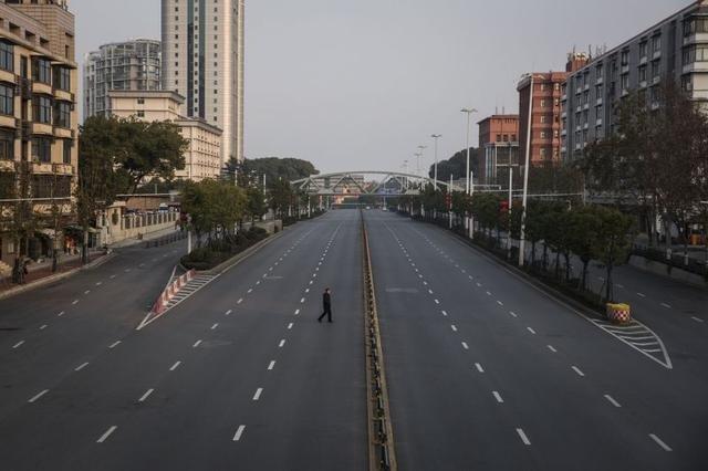 China sacrifica uma província para salvar o mundo do salvar o mundo