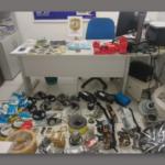 EM AÇAILÂNDIA, OPERAÇÃO POLICIAL PRENDE DUPLA SUSPEITA DE COMETER VÁRIOS CRIMES