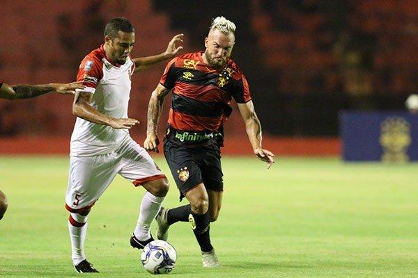 Imperatriz reage e empata com o Sport em Recife