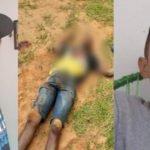 TUNTUM: Cabeleireiro é morto com um tiro de espingarda