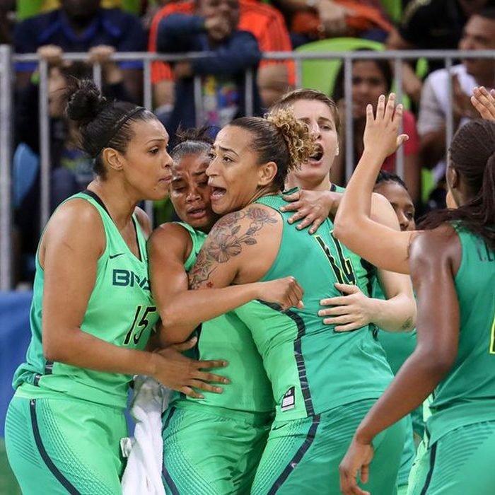 Seleção feminina de basquete não se classifica para Tóquio