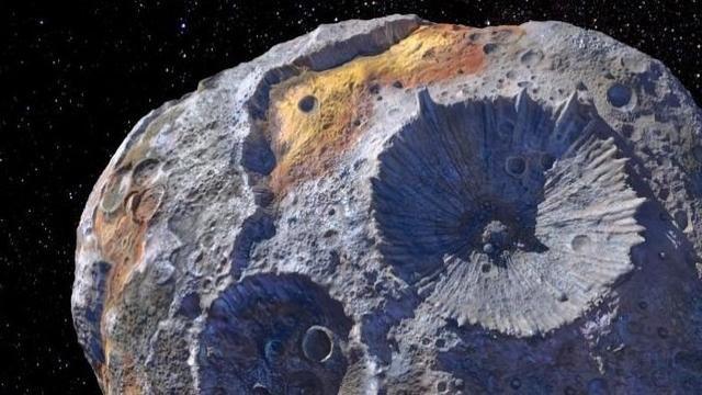 NASA e SpaceX vão trabalhar em conjunto para análise Asteróide formado por Ouro