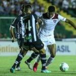 Figueirense vence Fluminense na Copa do Brasil
