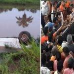 Cinco pessoas morrem após veículo cair em açude na MA-318 em  São João do Carú