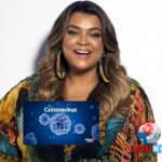 Preta Gil confirmou estar com coronavírus