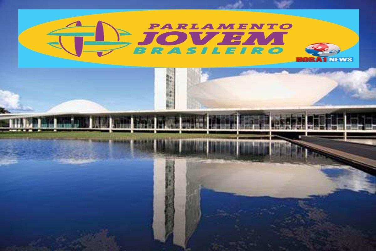 Inscrições abertas para o Programa Parlamento Jovem Brasileiro 2020