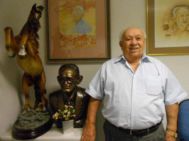 João Claudino morre aos 89 anos em Teresina