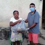 Semana santa, a prefeitura de Gonçalves Dias faz doação  de 300 cestas básicas