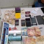 POLÍCIA CIVIL PRENDE CINCO SUSPEITOS EM OPERAÇÃO DE COMBATE A HOMICÍDIOS E TRÁFICO DE DROGAS EM AÇAILÂNDIA