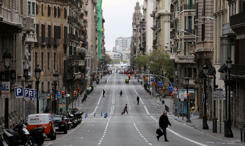 Espanha anuncia volta do turismo e do Campeonato Espanhol
