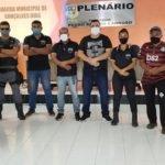 Guarda municipal de Gonçalves Dias concluem curso de capacitação