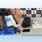 Polícia Civil prende um homem com dois quilos de cocaína em Peritoró