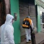 Prefeitura de Gonçalves Dias Faz trabalho de higienização nas principais ruas da cidade