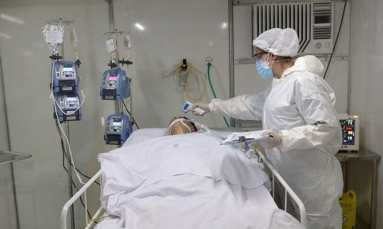 EUA doam US$ 3 milhões para ajudar o Brasil no combate à pandemia