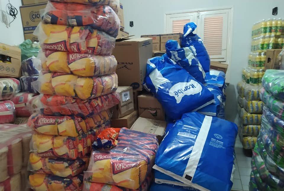Prefeitura de Gonçalves Dias entrega  kit's  nas residências dos alunos matriculados na rede pública municipal