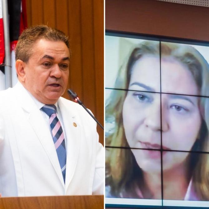 Antônio Pereira destaca posse de Valéria Macedo na Assembleia Legislativa