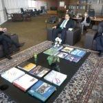 """""""ELEIÇÕES 2020"""" Maia e Alcolumbre se reúnem com Barroso para debater calendário eleitoral"""
