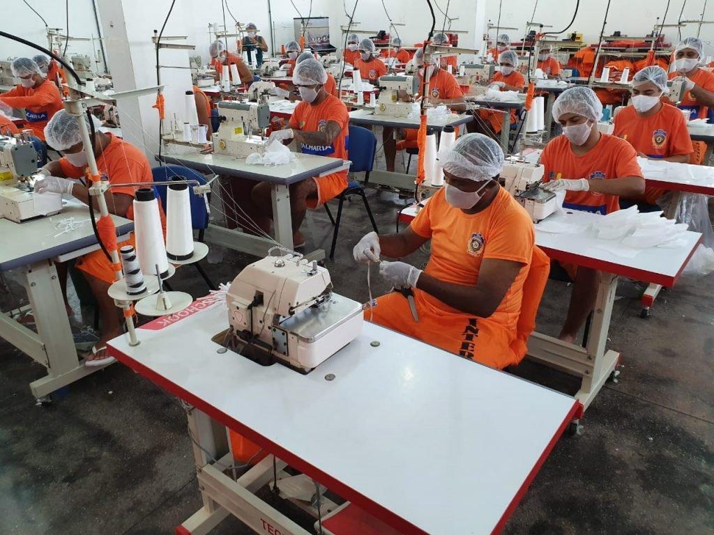 Maranhão é o 2º Estado em que os presos mais trabalham, mostra Ministério da Justiça