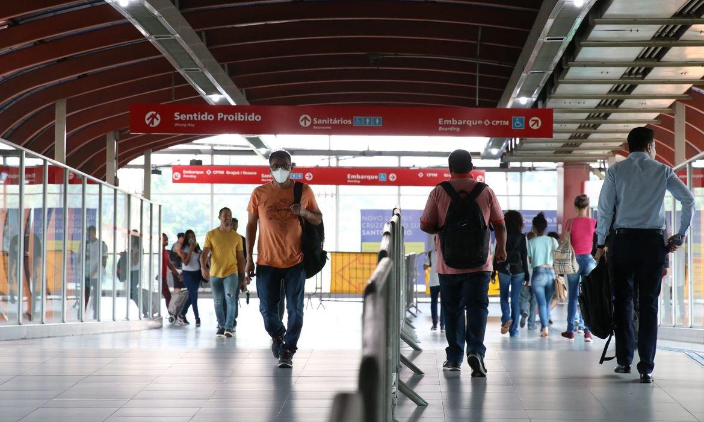 SP multará em R$ 500 quem estiver nas ruas sem máscara