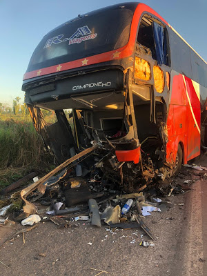 Morre de acidente  o filho do prefeito de Tuntum, Cleomar Tema