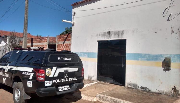 POLÍCIA CIVIL DO MARANHÃO CUMPRE BUSCA E APREENSÃO NA PREFEITURA DE SÃO PEDRO DOS CRENTES