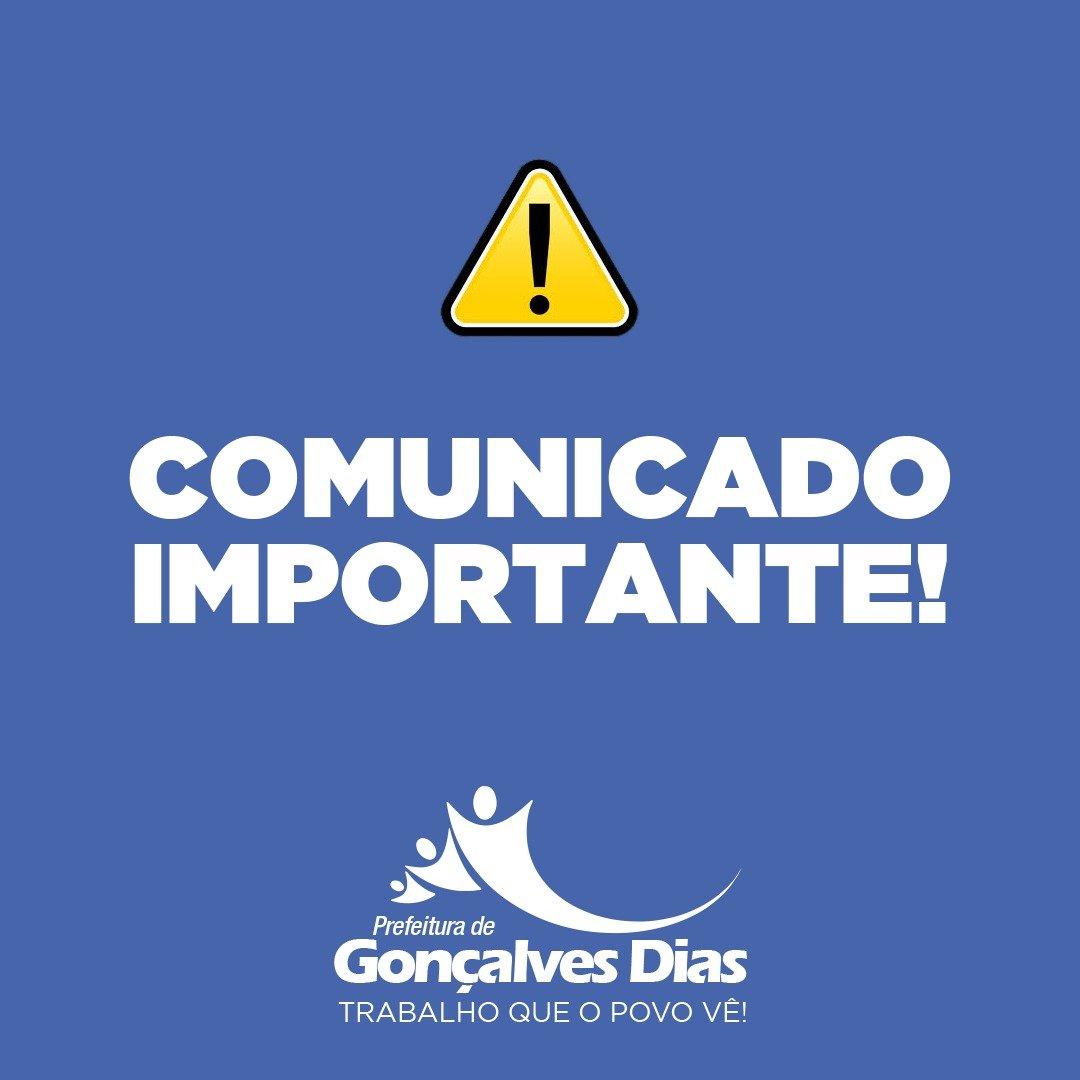DECRETO MUNICIPAL 048/2020, Gonçalves Dias