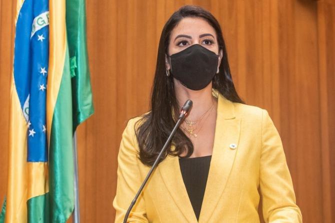 Daniella Tema repercute lei de sua autoria que combate violência doméstica e familiar no MA