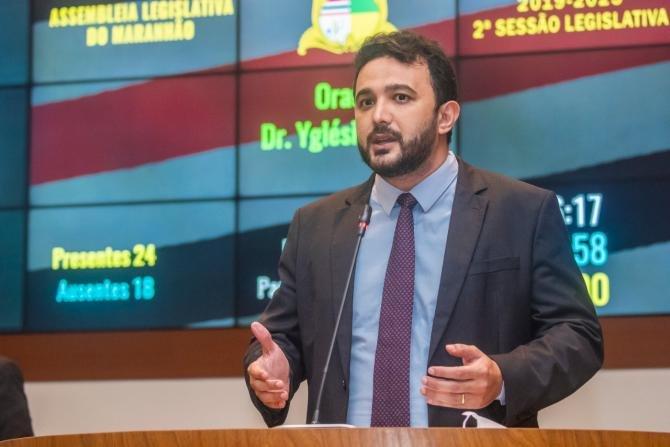 """Yglésio comemora adoção de nova modalidade de agendamento de consultas pelo """"Sorrir"""""""