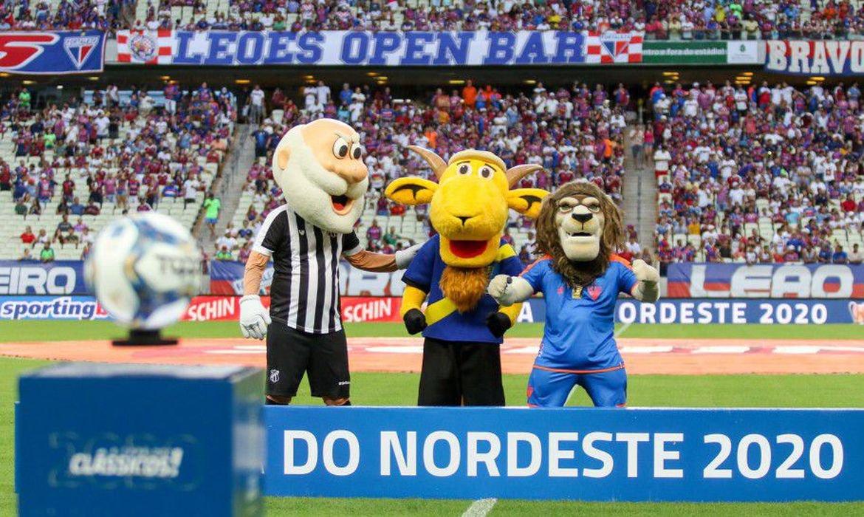 Clássico-Rei abre semifinais da Copa do Nordeste nesta terça-feira