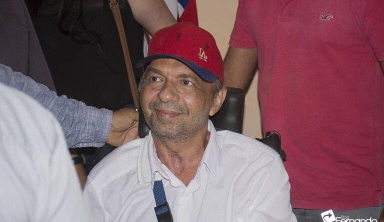 Morre vítima de AVC o prefeito de Governador Nunes Freire