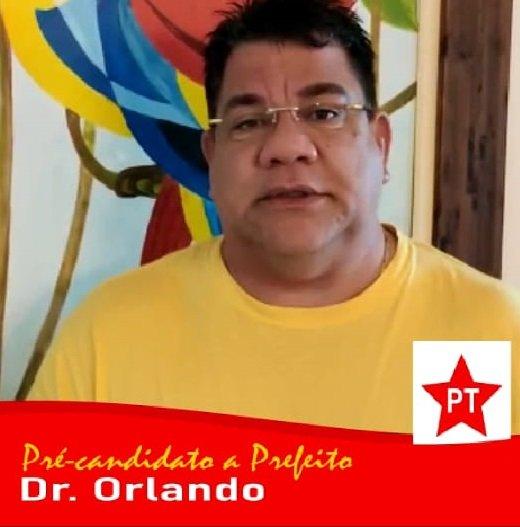 CONFIRMADO - DR ORLANDO NA CORRIDA ELEITORAL EM PRESIDENTE DUTRA