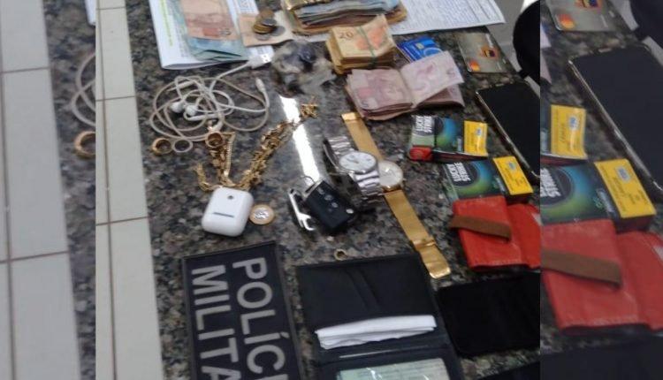 POLICIAIS MILITARES DO 11º BPM FRUSTRAM AÇÕES ILÍCITAS QUE SERIAM PRATICADAS NA CIDADE DE TIMON