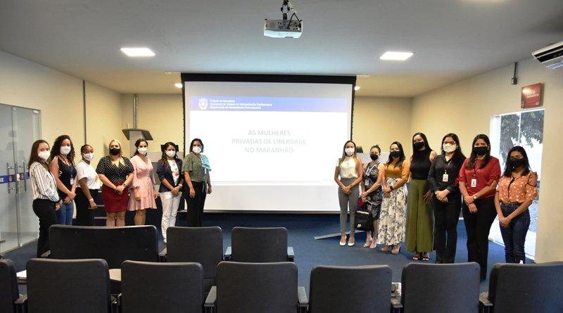 Governo realiza reunião do comitê para execução do Plano Estadual de Atenção às Mulheres Privadas de Liberdade e Egressas