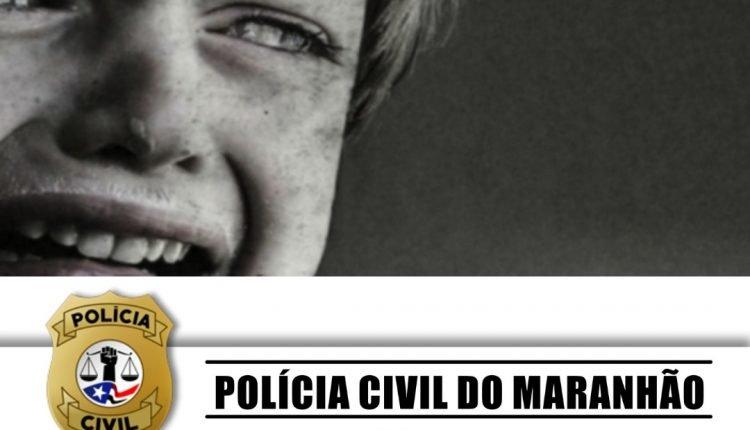 POLÍCIA CIVIL PRENDE SUSPEITO DE MAUS TRATOS A UMA CRIANÇA EM IMPERATRIZ