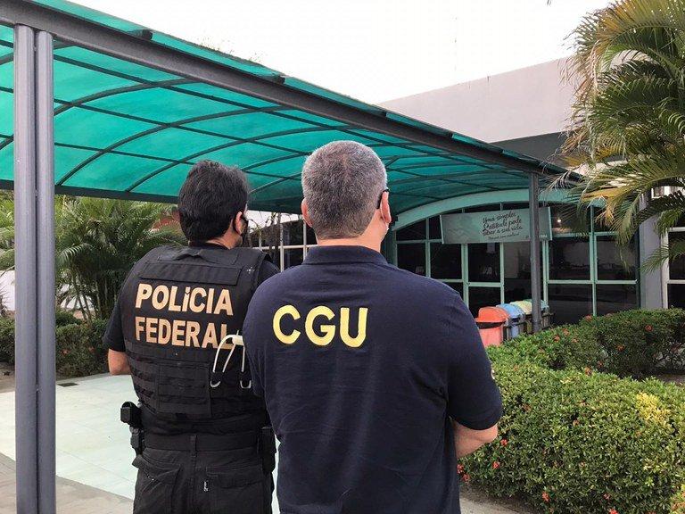 PF combate fraudes em licitação, desvio de recursos públicos e lavagem de dinheiro no Maranhão