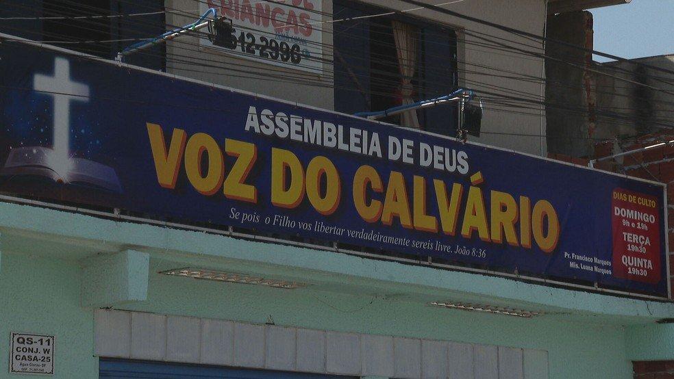 Pastor da assembleia de Deus em Águas Claras DF,  é morto a tiros durante culto