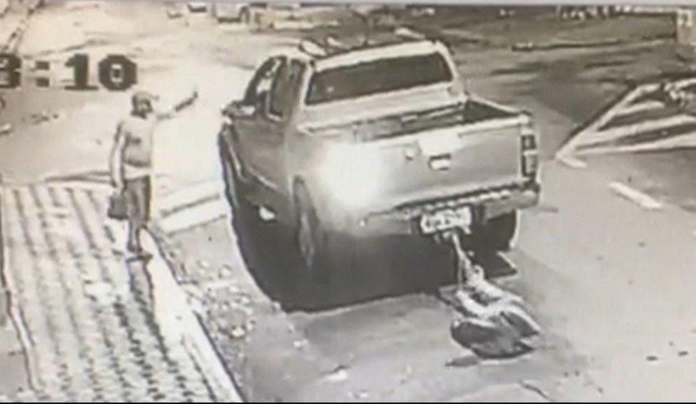 Polícia prende suspeitos de arrastarem morador de rua até a morte em São Luis
