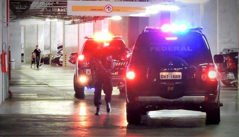 Polícia Federal combate o desvio de verba pública do FUNDEB em Buriti Bravo MA