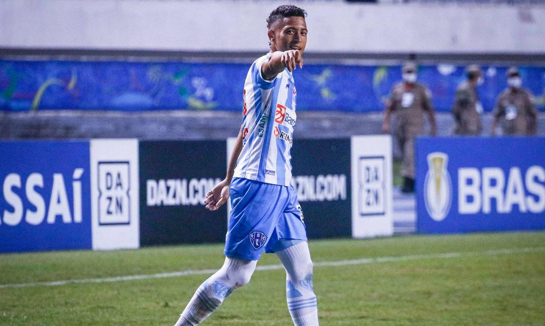 Paysandu supera Ferroviário por 3 a 0