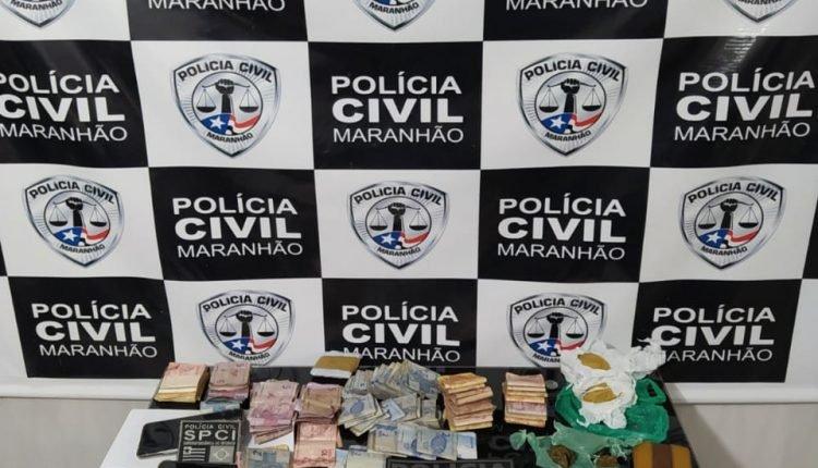 """POLÍCIA CIVIL DEFLAGRA OPERAÇÃO """"BREJO SEGURO"""" QUE RESULTOU EM 9 CONDUÇÕES À DELEGACIA"""