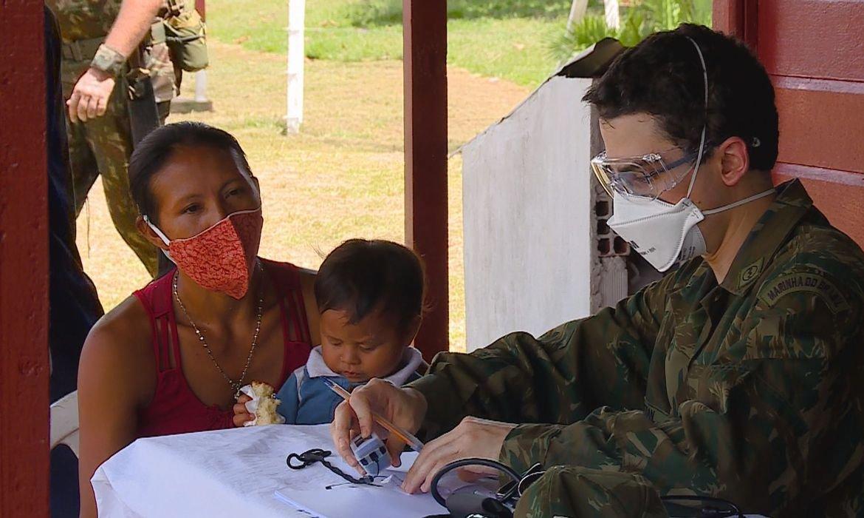 Forças Armadas atenderão indígenas no Pará contra a covid-19