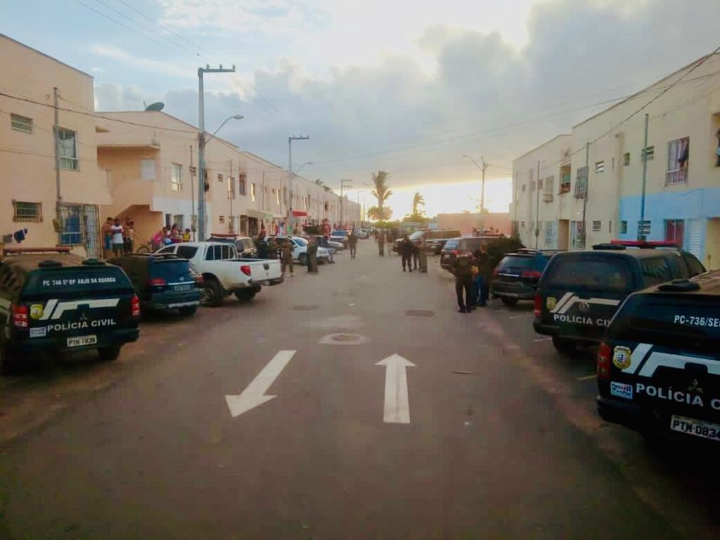 POLÍCIA  CIVIL PRENDE 42 PESSOAS SUSPEITAS DE ENVOLVIMENTO COM CRIMES DE HOMICÍDIO NO MARANHÃO