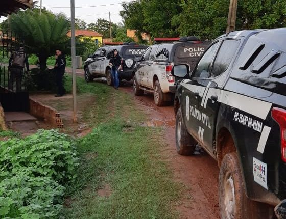 EM PENALVA, POLÍCIA CIVIL TIRA DE CIRCULAÇÃO DOIS SUSPEITOS DE INTEGRAR FACÇÃO CRIMINOSA