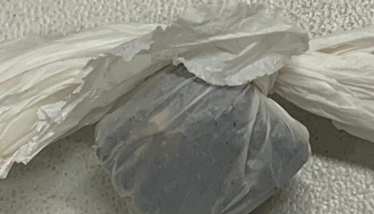 POLICIAIS MILITARES DO 36º BPM PRENDEM SUSPEITO COM DROGAS EM ARARI