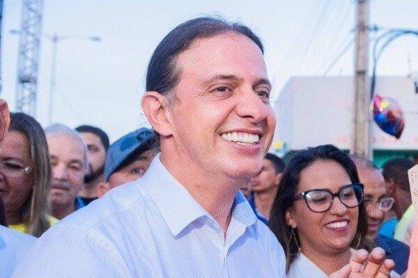 Fábio Gentil, prefeito de Caxias, é transferido para São Paulo em UTI Aérea após complicações