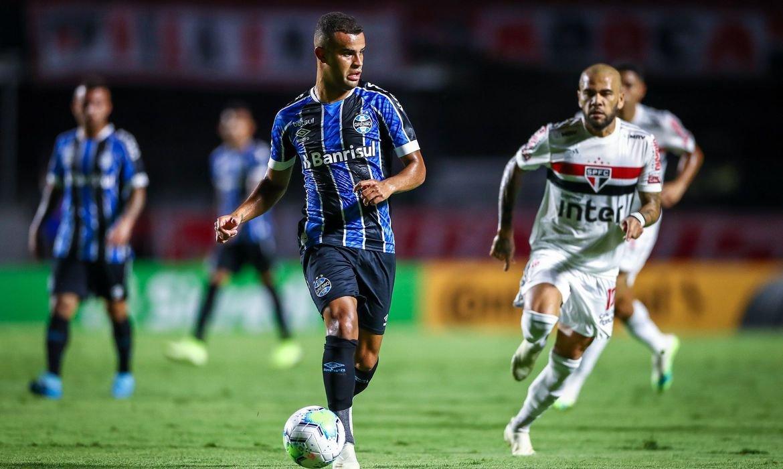 Grêmio segura São Paulo no Morumbi e vai à final da Copa do Brasil