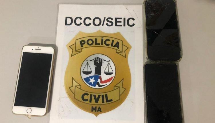 POLÍCIA CIVIL PRENDE MULHER ACUSADA DE PARTICIPAR DE FACÇÃO CRIMINOSA EM SÃO LUIS