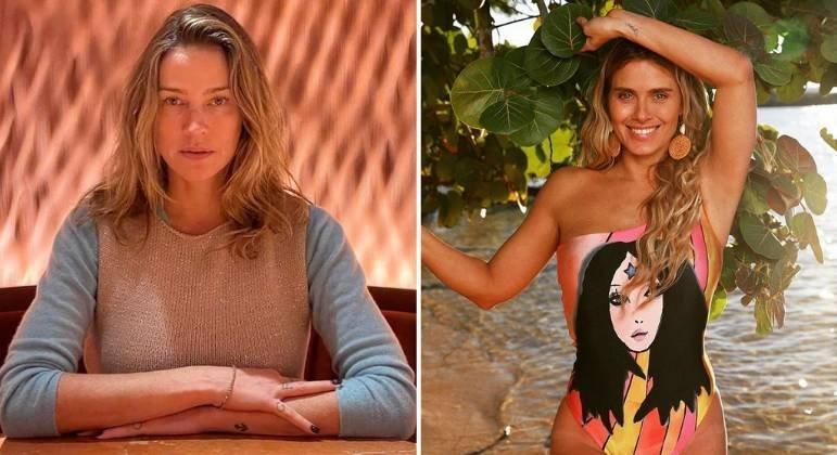 Luana Piovani diz que 'saberia conviver' com Carolina Dieckmann